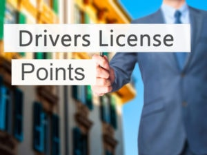 colorado dmv drivers license points